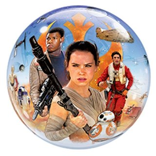 Star Wars The Force Awakens Bubble