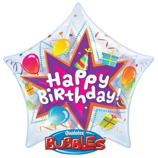 Happy Birthday Bubbles Nr.2