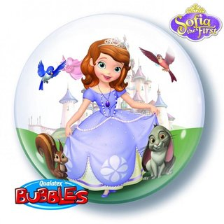 Sofia The First Single Bubble 22in/55cm